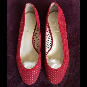 French Sole League Ballet Flats (NEVER WORN)